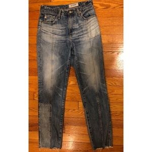 AG Jeans Phoebe 18 Years High-Rise 27 - like new